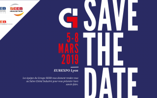 SAVE THE DATE : GLOBAL INDUSTRIE 2019